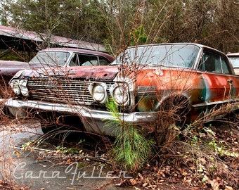 1963 Chevy Impala Super Sport Photograph