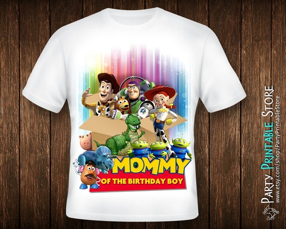 Toy Story Shirt Women Toy Story Birthday Shirt For Girls