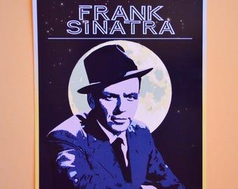 Frank Sinatra Poster Print