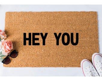Keep The Change Doormat Funny Doormat Welcome Mat Funny