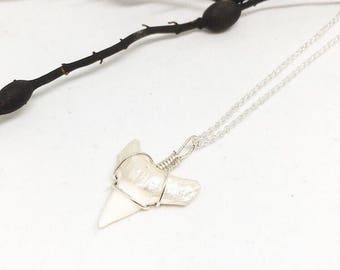 Shimmer Water Necklace