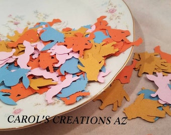 Winnie the Pooh Confetti / Pooh and Friends Confetti / Pooh Party Confetti / Pooh, Eeyore, Piglet, and Tigger Confetti