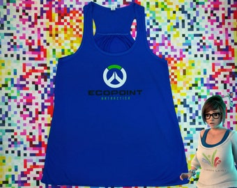 Mei Ecopoint Antarctica Tank Top (Mens & Womens Fit)