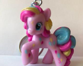 My Little Pony Keychain - Pinkie Pie