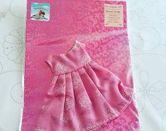 Blythe dress sakura in pink