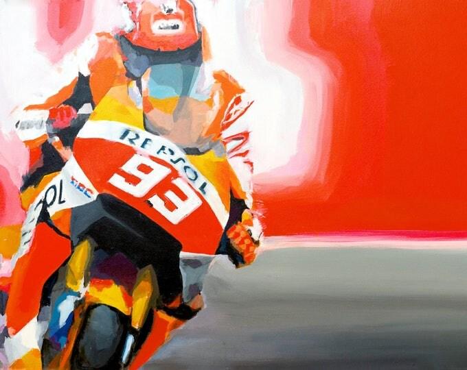 Round 2: MotoGP Argentina, Marc Marquez