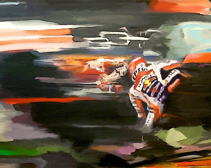 Round 9 - MotoGP Sachsenring, Marc Marquez