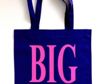 Tote Bag Big Secret FREE POSTAGE