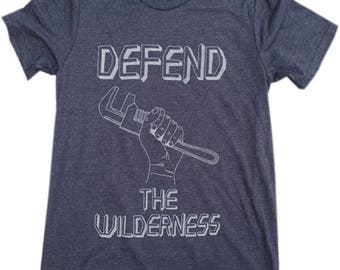 DEFEND THE WILDERNESS T-shirt