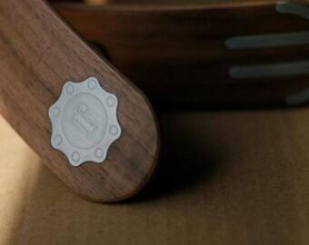 Brompton Wood Fender x2 WALNUT - Fender Type
