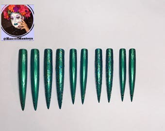 Full Set of Claws: BEETLEWINGS