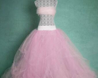 Whimsical Tulle Skirt