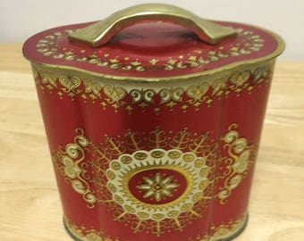 Murray Allen Candy Tin, made in England
