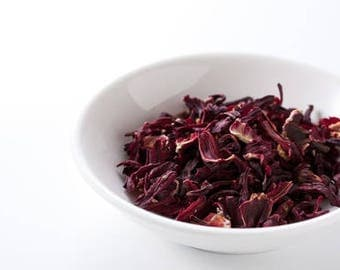 Hibiscus Flower C/S 1 oz Fresh and Pure High Quality!