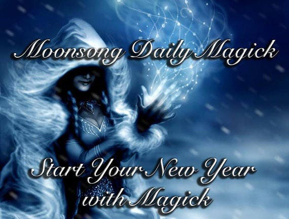 Moonsong Daily Magick Membership