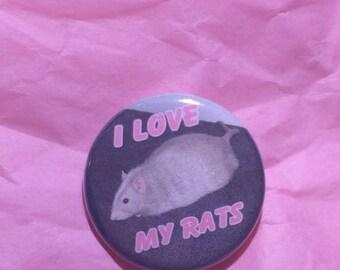 I LOVE my Rats