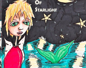 Sing Your Song of Starlight, Children's Illustrated Story Book