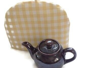 Brown Pottery Vintage Teapot, Sadler - Made in England