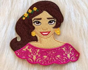 Princess Patch/ Princess Cartoon Figure Patch