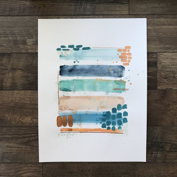 Layers No. 1 - Giclee Print