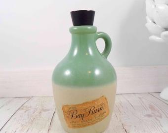 Vintage Avon Bay Rum Bottle,Rum Jug,Old,perfume bottles,decanter,Avon bottles,perfume bottle,keepsake,avon collectible,vanity bottles