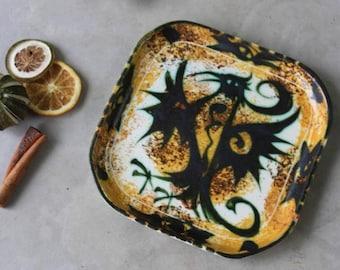 Celtic Pottery Tray
