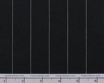 "Thin Line Stripe Stretch Cotton Poplin Fabric""CTSP4F-8530"""