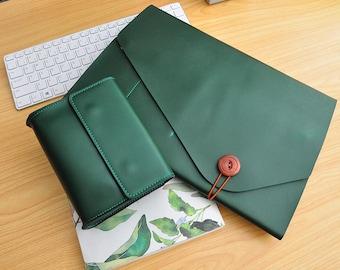 Leather Macbook Pro Sleeve 13 Leather Laptop Sleeve Macbook Pro 13inch sleeve,Leather Macbook Pro Case 2016,Macbook Pro 13 Retina Sleeve-090