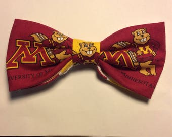 Univ of Minnesota bow tie