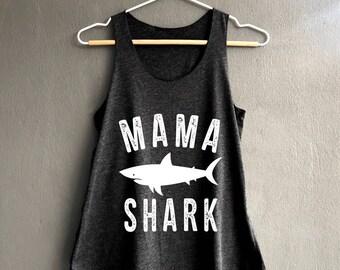 Mama Hai Shirt   Hai Shirt   Mamma Hemd   Muttertag Shirt   Tank Top