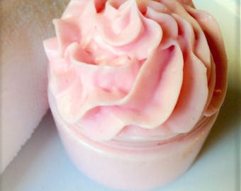 Goat Milk Lotion, Hydrangea Lotion, Scented Lotion, Lotion Made With Shea Butter, Bath and Body Gift, Goats Milk Lotion, Hydrangea Bloom