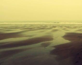 Ostend - Belgium - photography art with mat