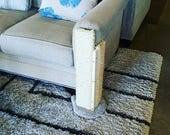 Protect Furniture - Cat Scratcher - Kool Kitty Sisal Furniture Protector Set