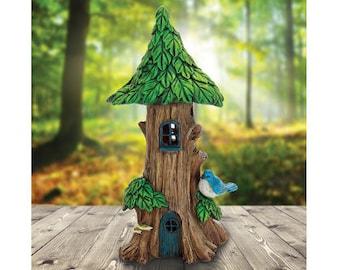 Solar Leaf Tree House