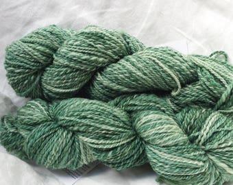 CC17/469 Handspun Merino wool yarn
