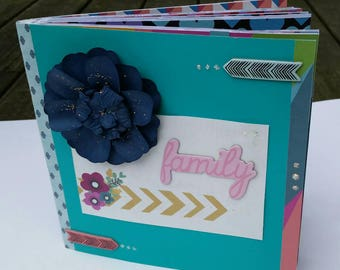 Mini-Album Heart-Filled Family