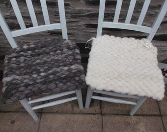 Chair Pads Amp Covers Etsy Uk