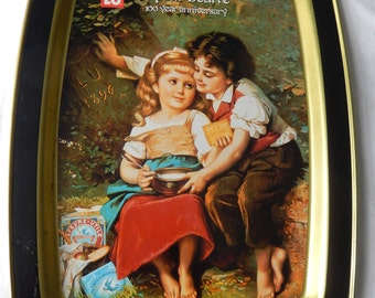 LePetit-Beurre 100 year Anniversary Serving Tray