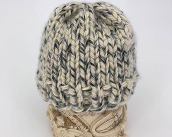 Knit toddler beanie, beanie, hat, winter bonnet, kids beanie, toddlers hat, knitted beanie, knitted hat, beanie for toddler, toddler hat