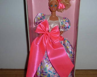 New BARBIE STYLE Collector Doll,Mattel 1990 Special Limited Edition, 05315,  Vintage  Barbie, Original Box, Never Displayed