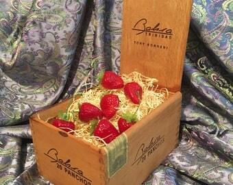 Kaylee Cigar Box of Strawberries Firefly Serenity Bahia Oh Grampa!