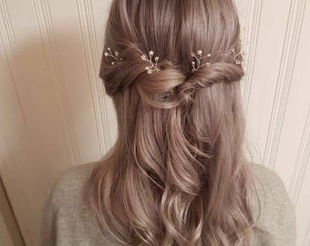 Boho hair accessory etsy boho bridal hair accessories boho hair accessories wedding bridal hair accessories urmus Image collections