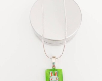 CLEARANCE! Rabbit necklace