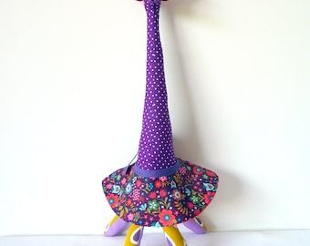 Foxy  la  jolie  girafe  en jupe