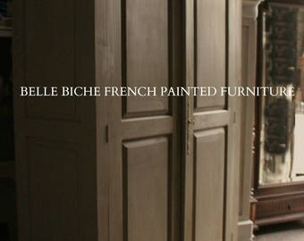 SOLD  **** Hugely Fine Original French Armoire
