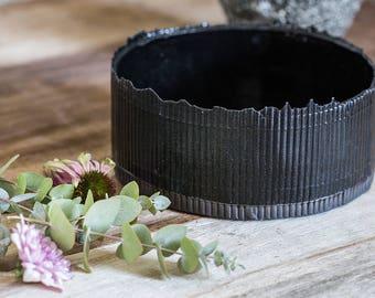 Large Serving Bowl, Ceramic bowl, Black ceramic Bowl, Modern Black Bowl, Handmade Ceramic Bowl, unique Bowl, Housewarming Gift