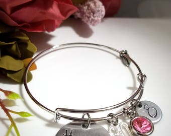 Birthday gift for her - 21st Birthday Gift - Birthday Bracelet - Gift for her - 18th - 16th - 30th - 40th - 50th - 60th Birthday Gift