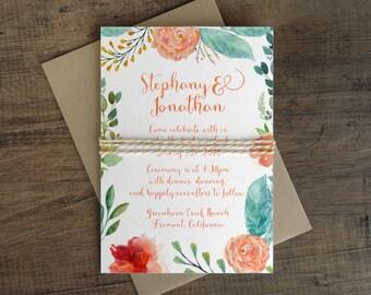 Floridita Wedding Invitation - Floridita Suite -