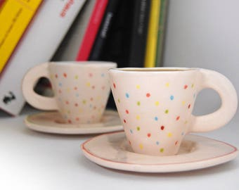 Myforest collection Espresso Cups #spots