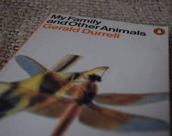 My Family and Other Animals. Gerald Durrell. A Vintage Penguin Book. 1976